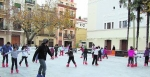 Ontinyent ice rink opens with criticism of the PP