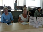 NEW TIMES FOR THE HELP DESK VOLUNTEERS