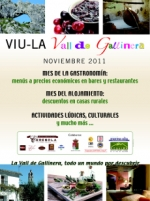 Month of Gastronomy in Vall de Gallinera