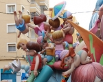 Guided tour in English Fallas Fiesta in Dénia
